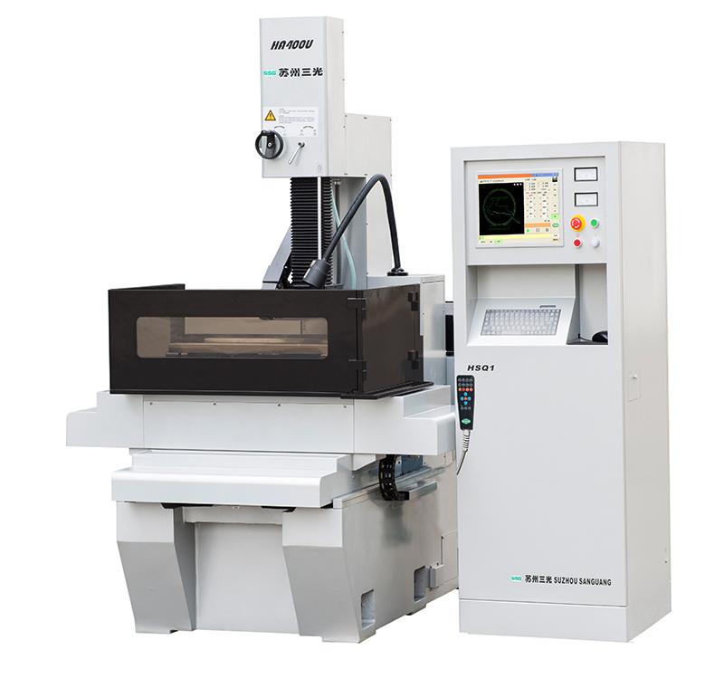 AC Servo Multi-Cut CNC Molybdenum Wire Cut EDM (HA400U)