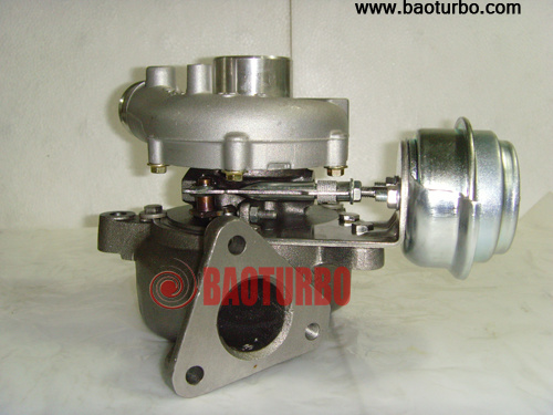 Gt1749V/701854-5004 Turbocharger for Audi / Seat / Skoda / Volkswagen