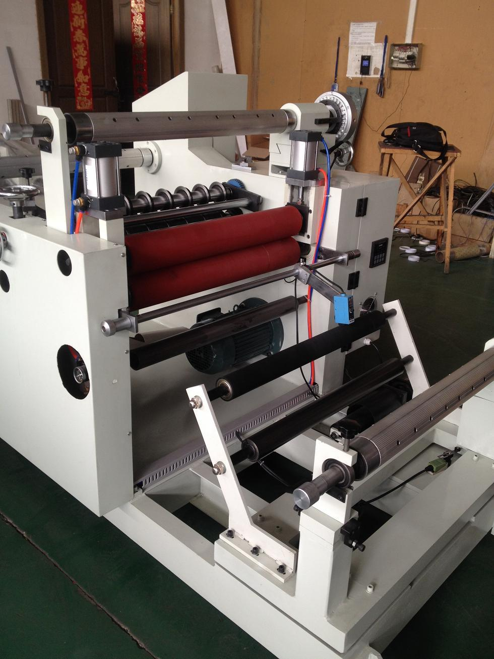 Automatic EVA Foam Tape Slitting Machine
