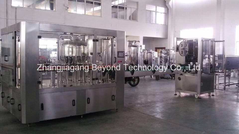 High Quality PVC Label Sleeving Thermal Shrinking Machine
