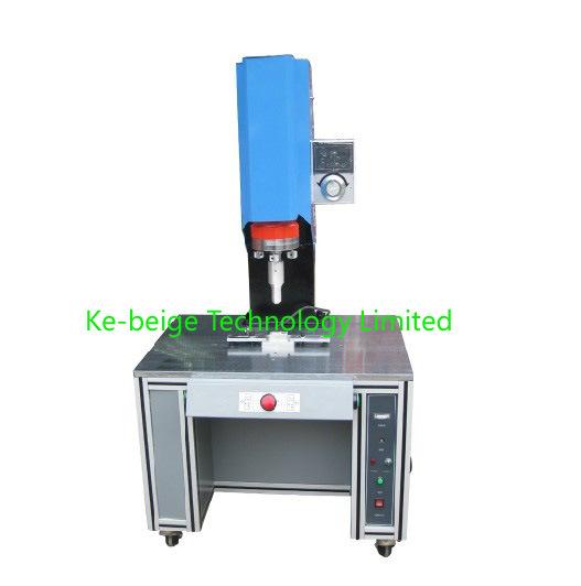 Servo Motor Control Ultrasonic Welding Machine with 2000W 20kHz
