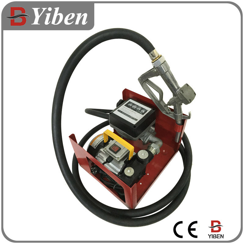 AC Self-Priming Diesel Transfer Pump Kit with CE Approval (ZYB60-13A)