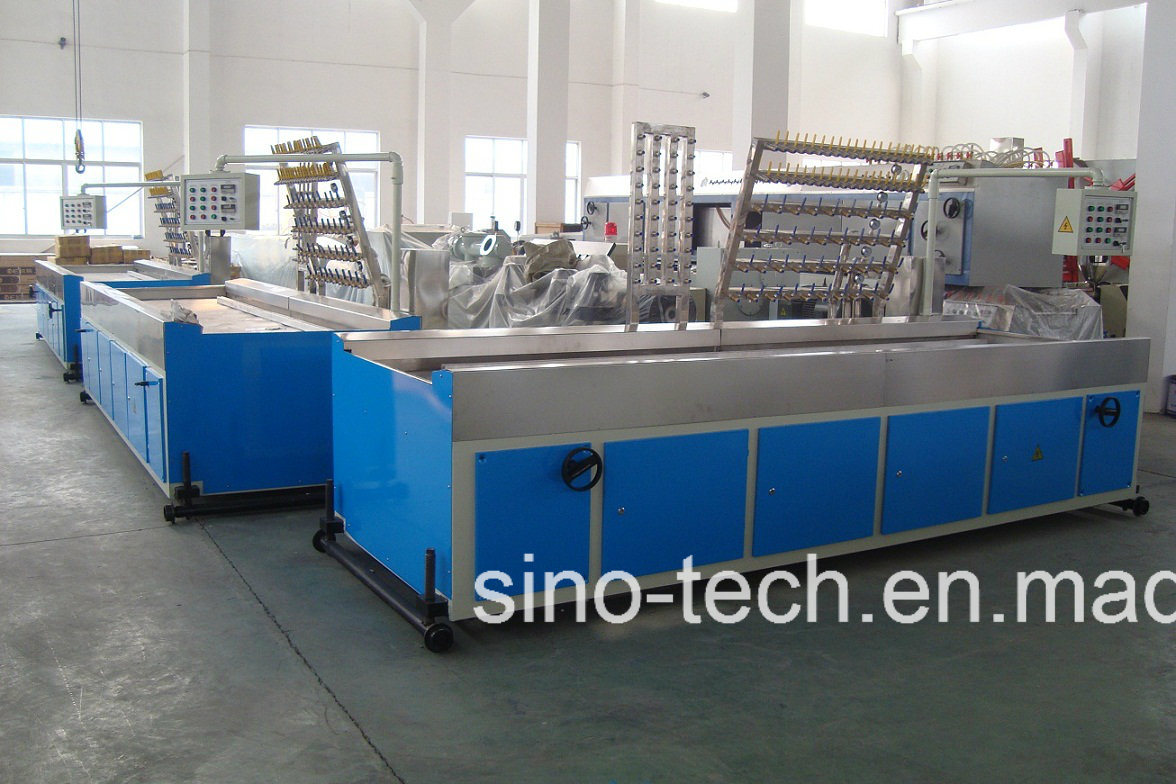Plastic Profile Board PVC Ceiling Wall Panel Extrusion Making Machine