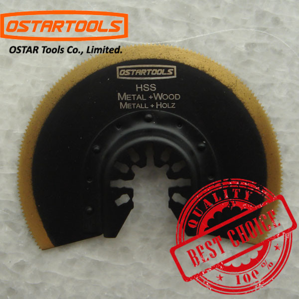 Fein Bosch Oscillating Multi Tool Saw Blade