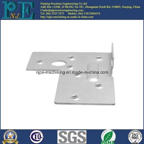 Precision CNC Machined Stamping Aluminium Parts