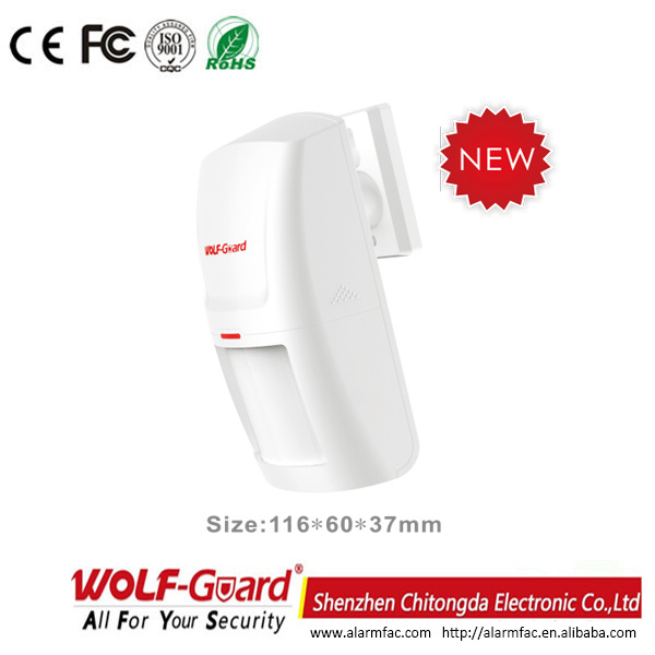 Home Wireless PIR Infrared Sensor Hw-03D