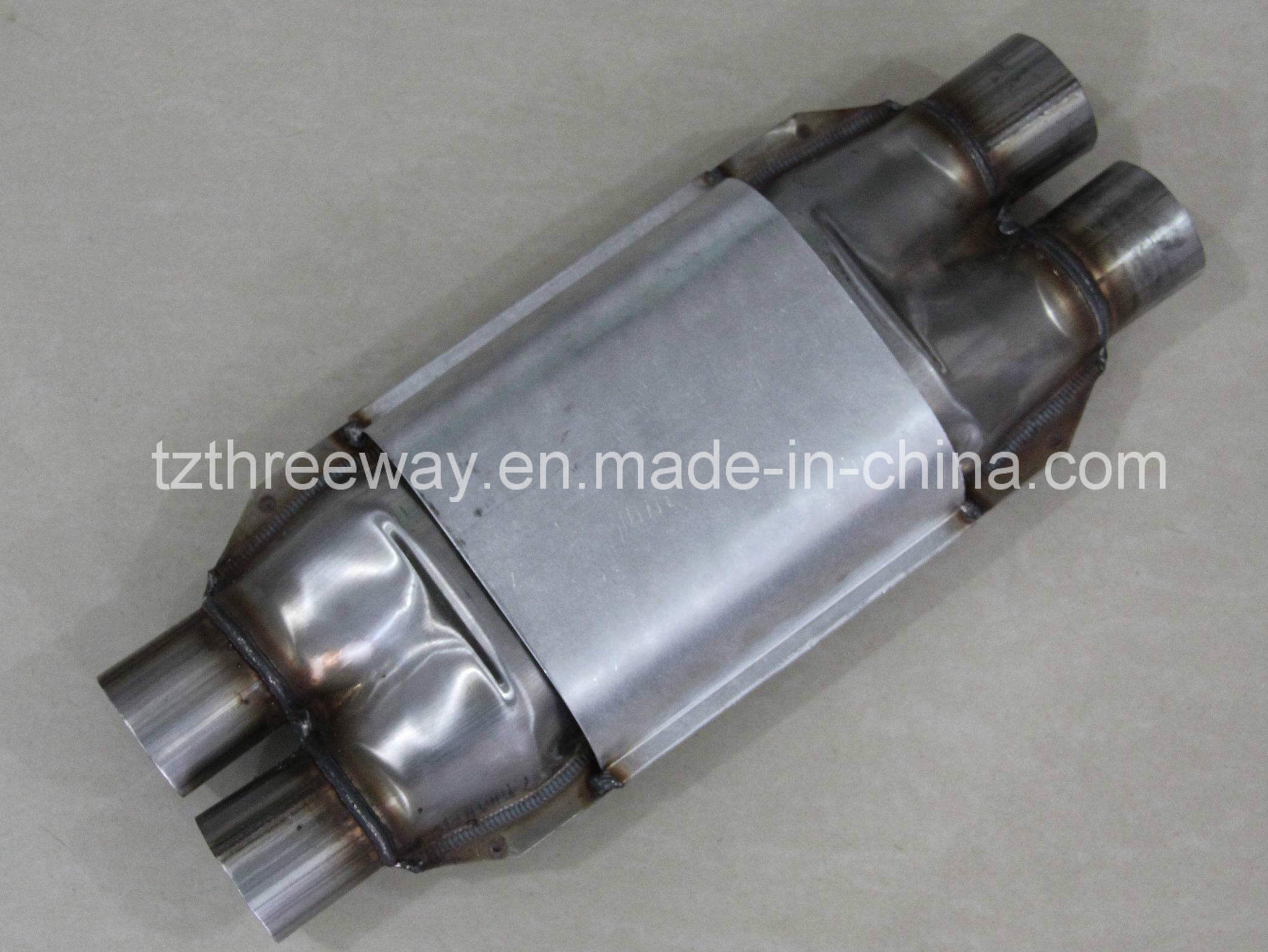 Magnaflow High-Flow Catalytic Converter -- Dual/Dual