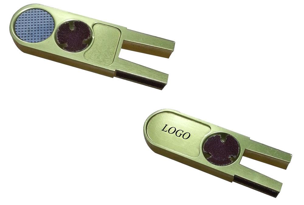 8 in 1 Brass Cue Tip Tool (TA-0001)