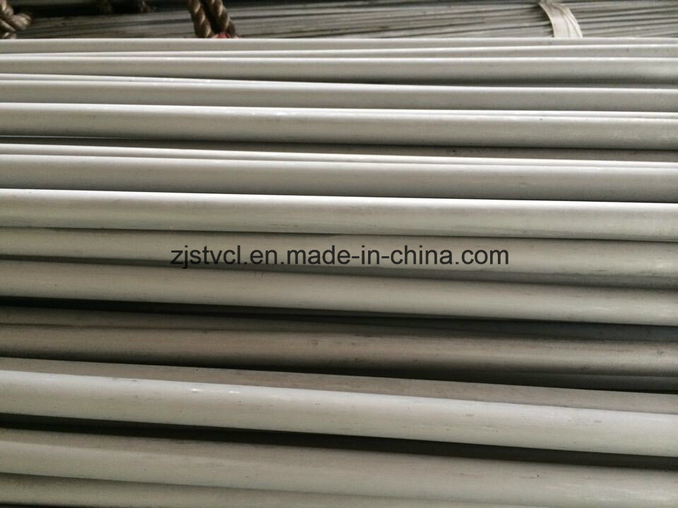 A268 A269 Tp430 Tp410 Super Ferritic Seamless Pipe