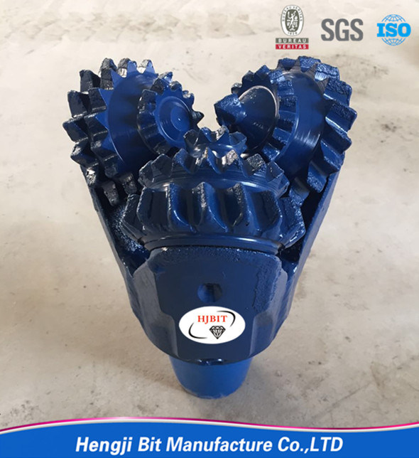 4 3/4 Inch Steel Tooth 217 Tricone Rock Drilling Bit