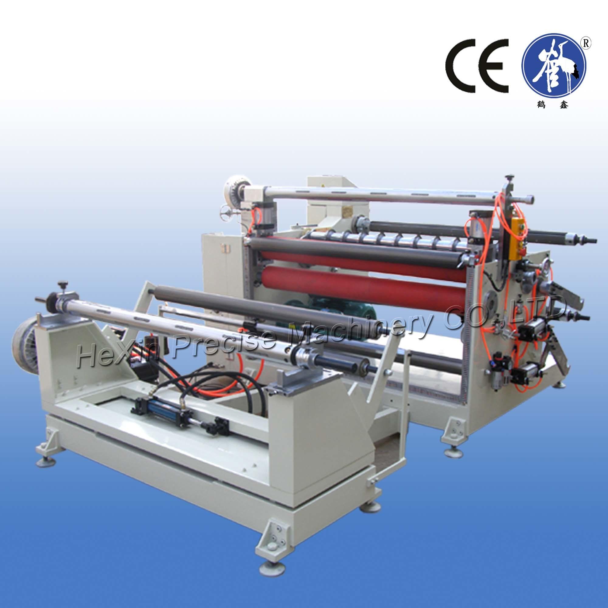 Thermal Paper Jumbo Rolling Slitting Machine