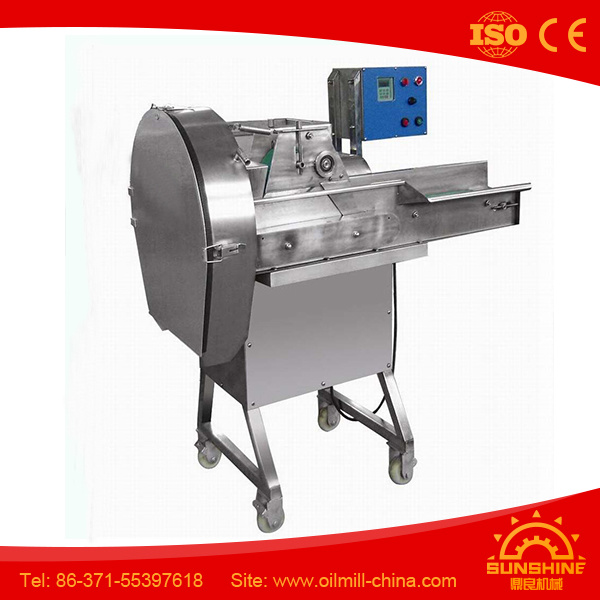 Good Leaf Vegetable Spinach Cutting Machine Electric Vegetable Cutter Machine