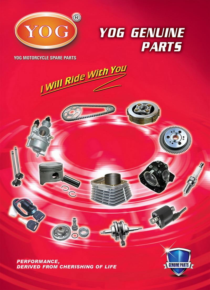 Yog Motorcycle Parts Motorcycle Battery for Yb6.5L-BS Cg125 (Maintenance Free)