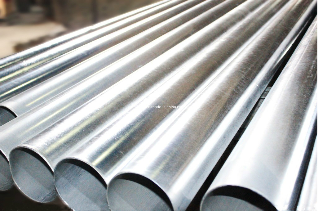 Pre-Galvanized Steel Round/Circular Pipes