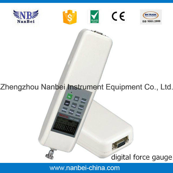 High Precision Clamping Push Pull Digital Force Gauge