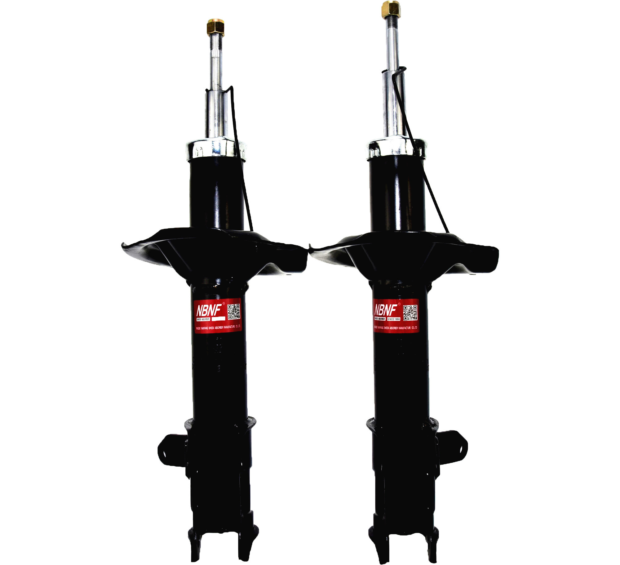 High Quality Shock Absorber for Mazda Protege 03-99 All Shock Absorber 333276 and OE Bj3d28700b, Bj3d28700d