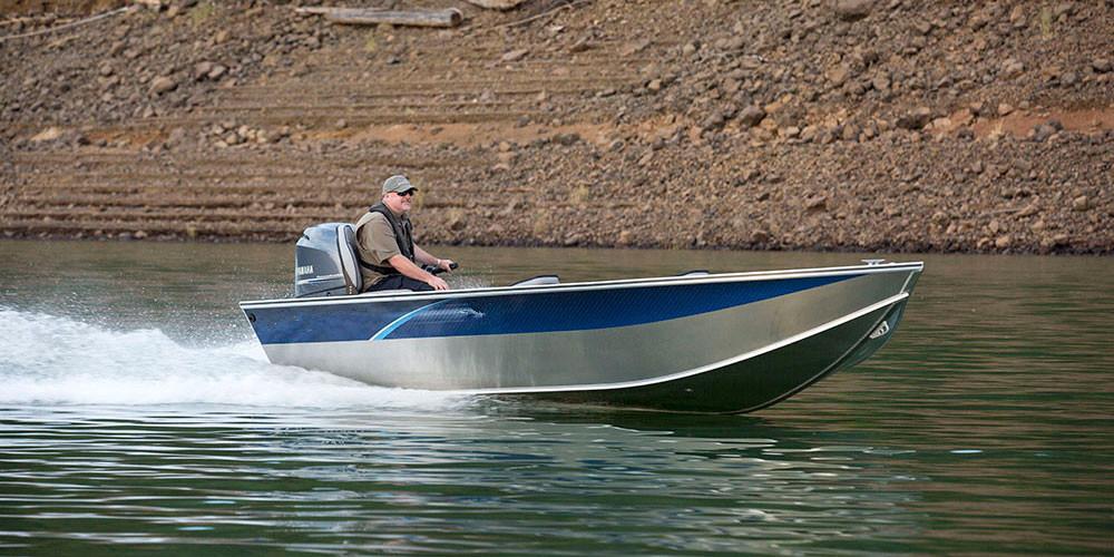 Beautiful Aluminium Boat Of2-19
