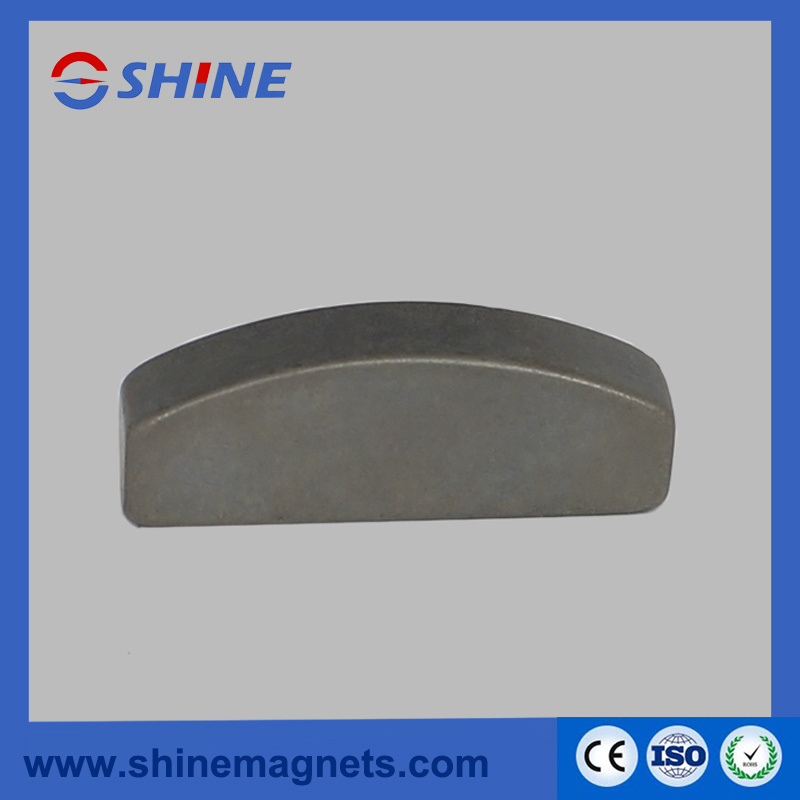 Irregular Shaped Phosphate Treatment N45 Neodymium Magnet