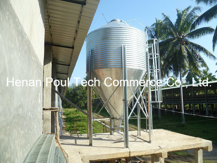 2016 New Type Galvanization Sheet Silo Equipment
