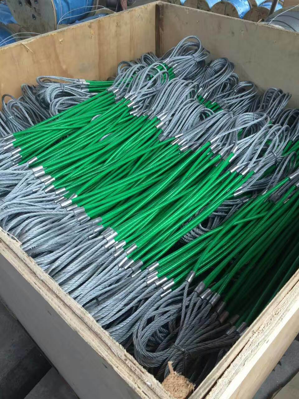 Wire Rope Galvinized Lifting Rope