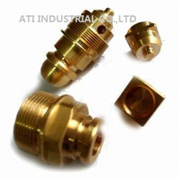 Copper CNC Machining Part