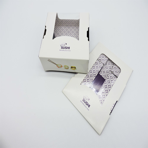 Disposable Sushi Paper Box