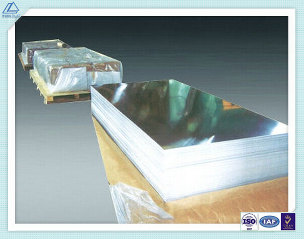 7021/8011 Mill Finished Aluminum/Aluminium Plain Sheet