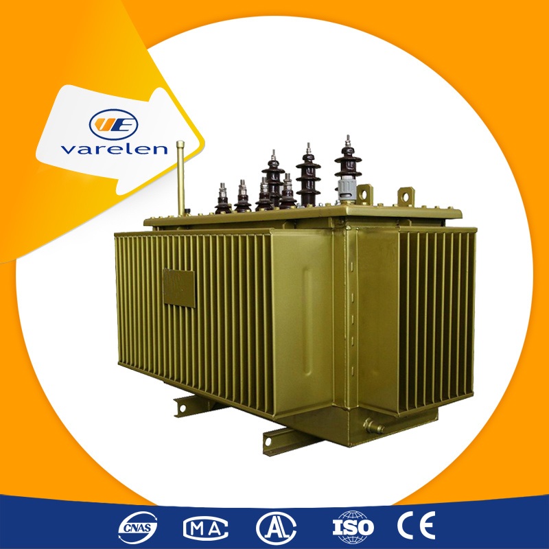 3 Phase Oil Immersed Distribution Transformer 11kv