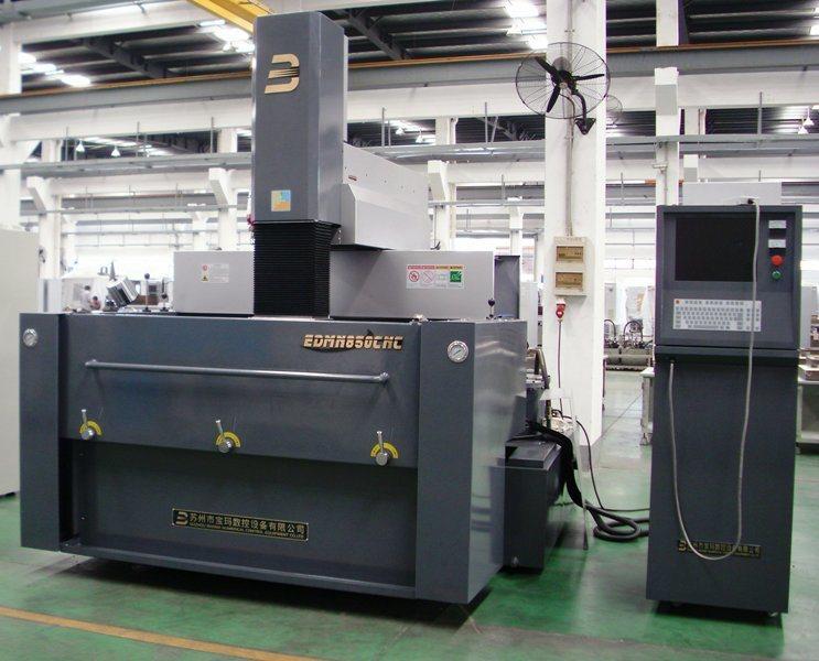 CNC Sinker EDM (EDMN850CNC)