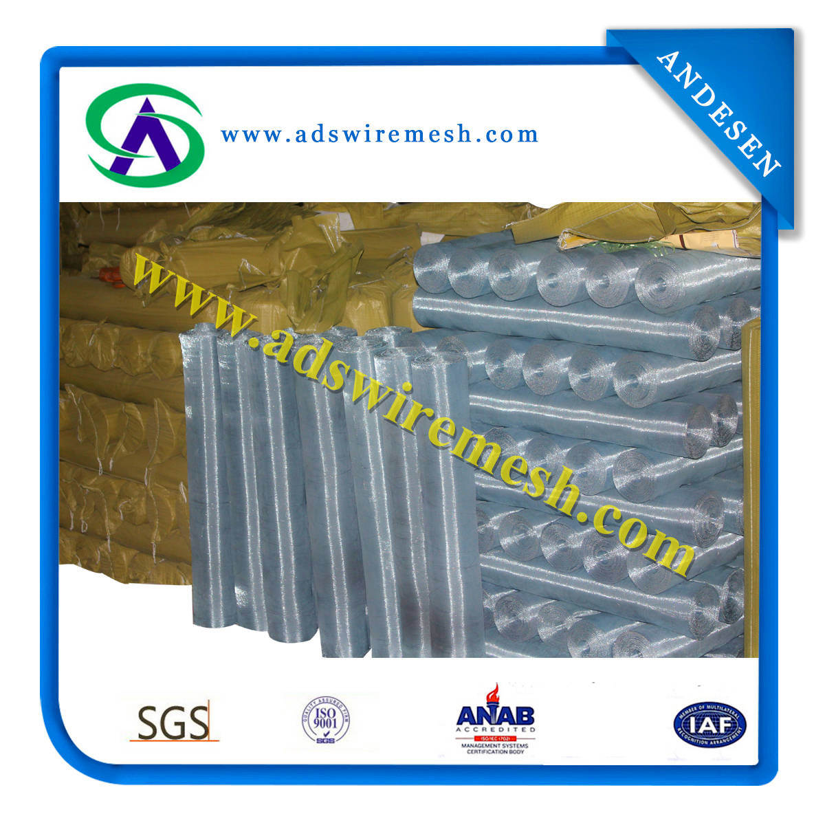 Window Screen (12MESH-20ESH)