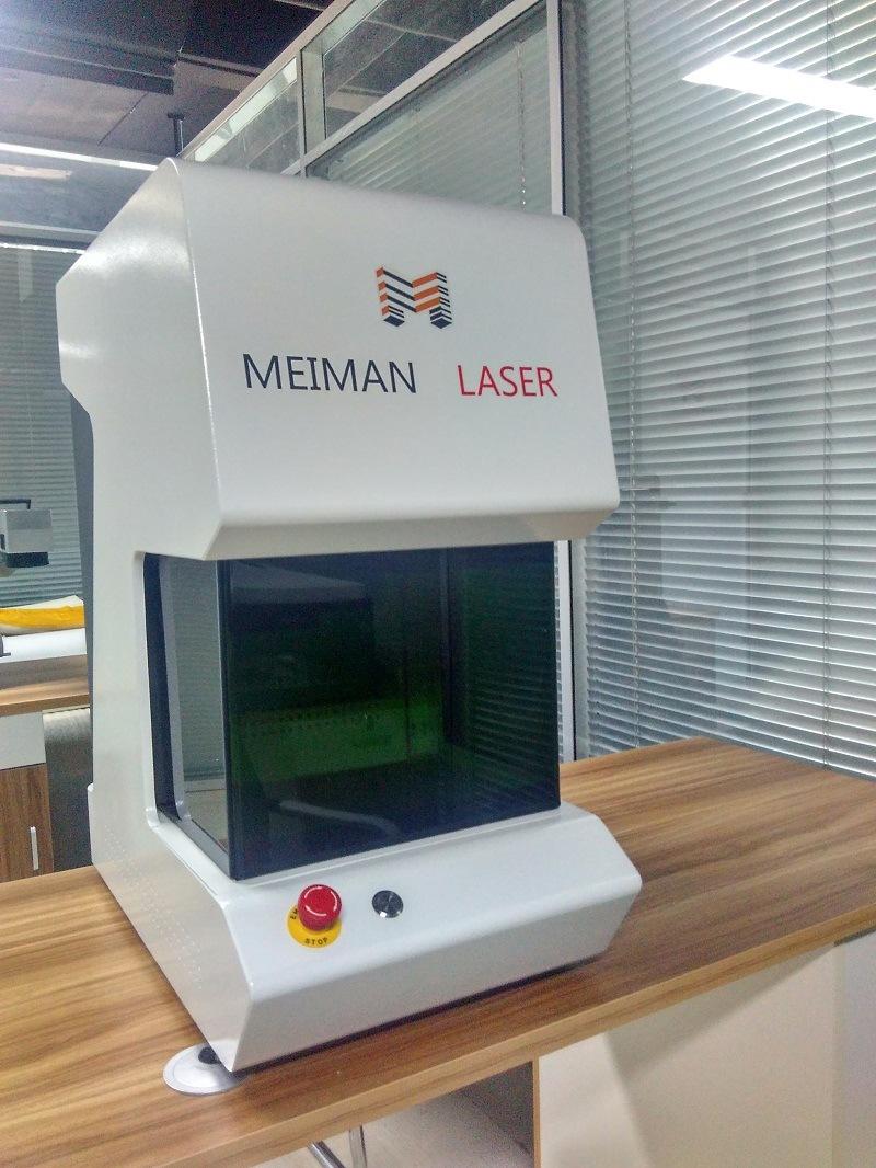 Europe Quality Fiber Laser Engraving Marking Machine for Hot Sale