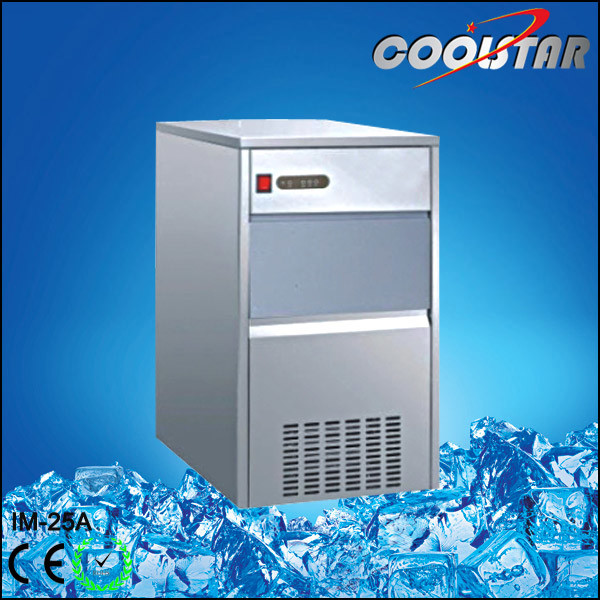 Bullet Type Ice Making Machine Ice Cube Maker (IM-25A)