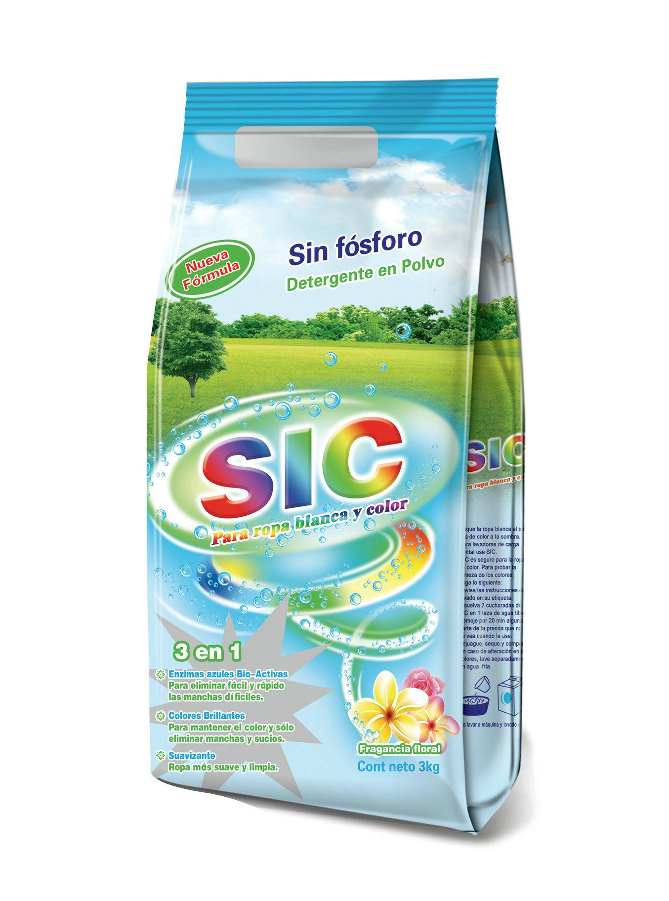 Rich Foam Detergent Washing Powder