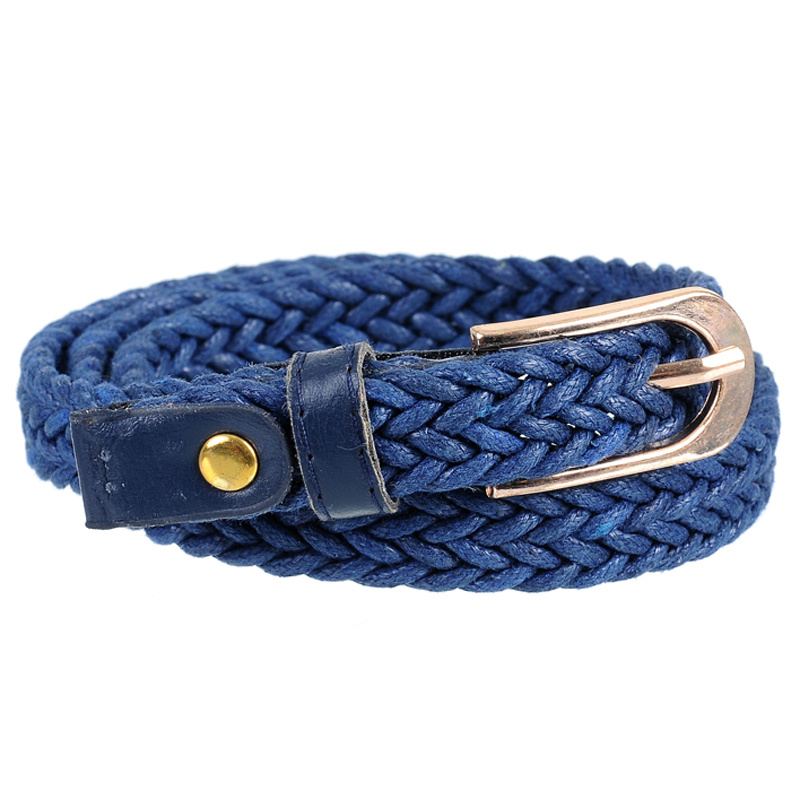 china leather cord woven belt china leather cord woven