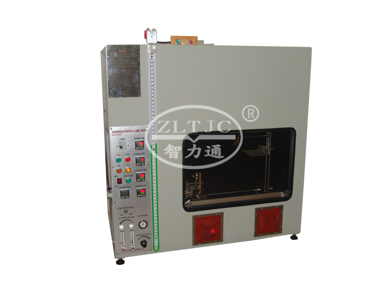 UL94 Horizontal and Vertical Flame Burning Tester