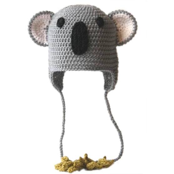 China Cute Crochet Animal Hat