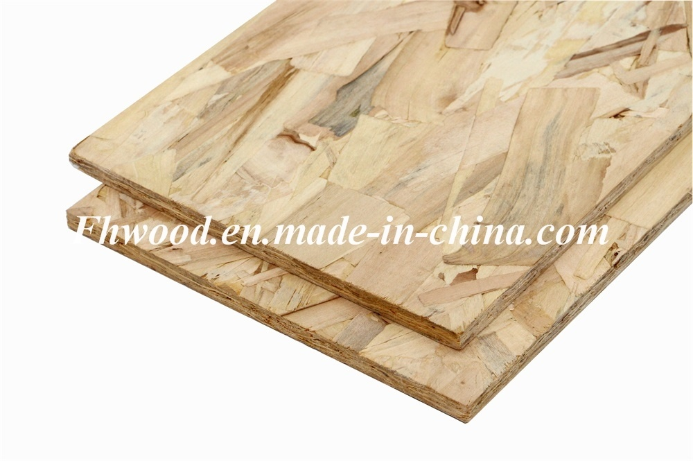 OSB (Oriented Structural Board) for Furniture