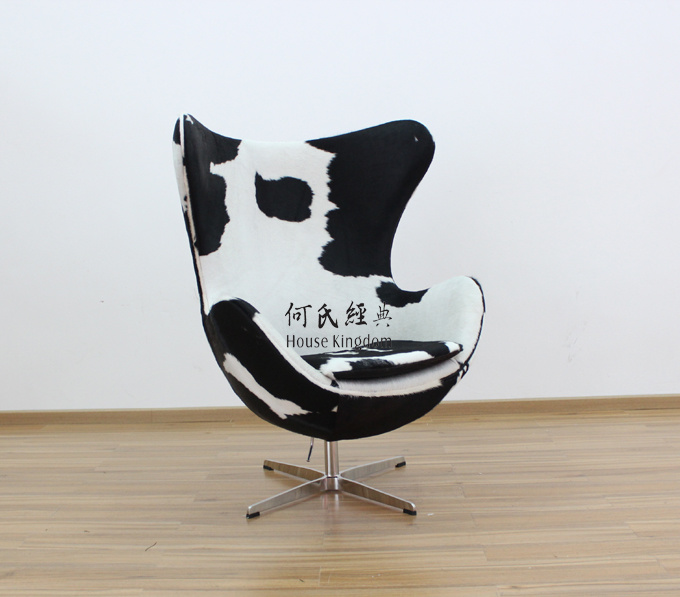 Egg Chair by Arne Jacobsen / European Design Armchair / Danish Design Chaise / Germany Style Lounge