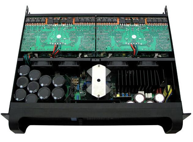 Fp14000 Power Amplifiers Professional Audio Subwoofer Amplifier