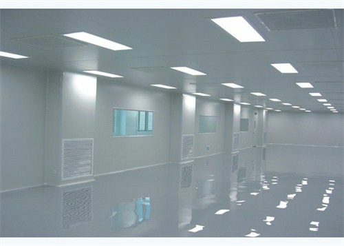 Class 10000 Cleanroom for Industry