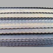 Serrated Steel Bar Flat Welding with Cross Bar Flooring Grating