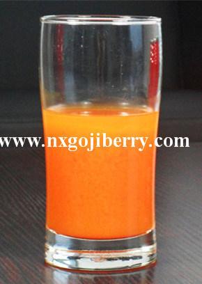 Goji Juice Supply From Zhengqiyuan