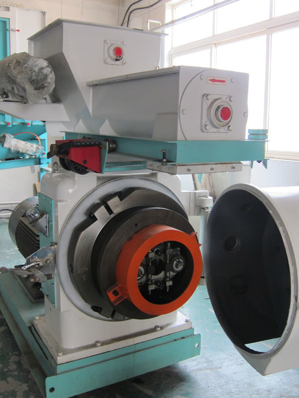 Hot Sale Ring Die Wood Pellet Mill