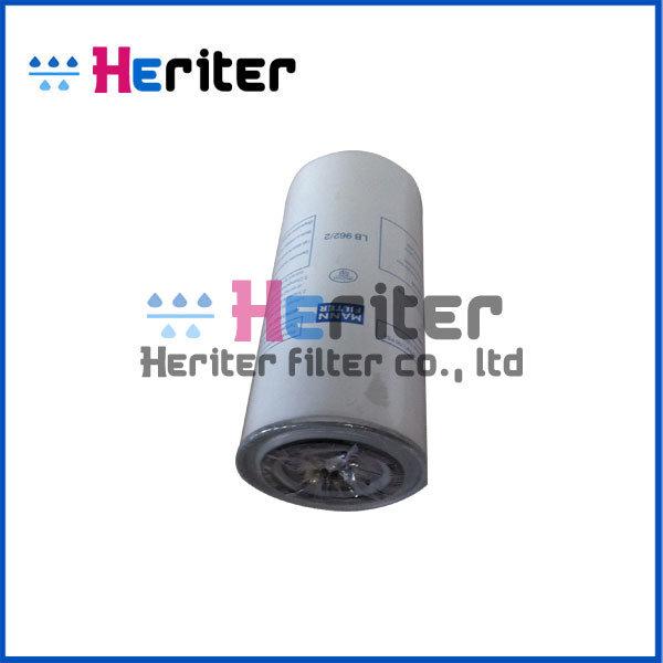 Lb962/2 Cartridge Oil Gas Separator Filter