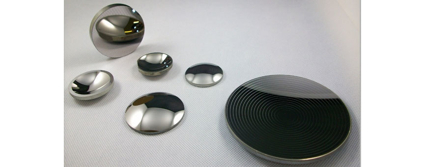 Germanium Infrared (IR) Hybrid Aspheric Lenses