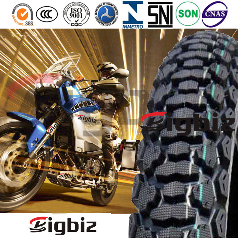 High Quality New Pattern Motorcycle Tyre 3.25-16