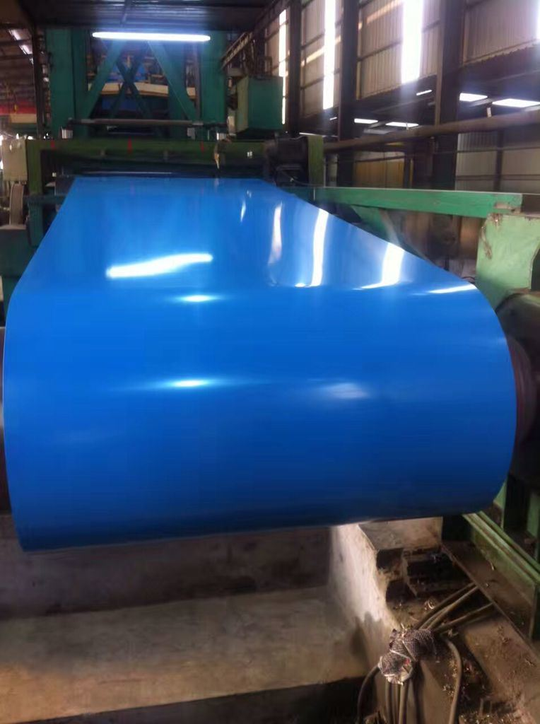 Tdx51d+Z30-80 PPGI Color Coated Galvanzied Steel Coil
