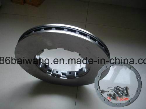 CV Brake Disc 1387439 for Daf Series