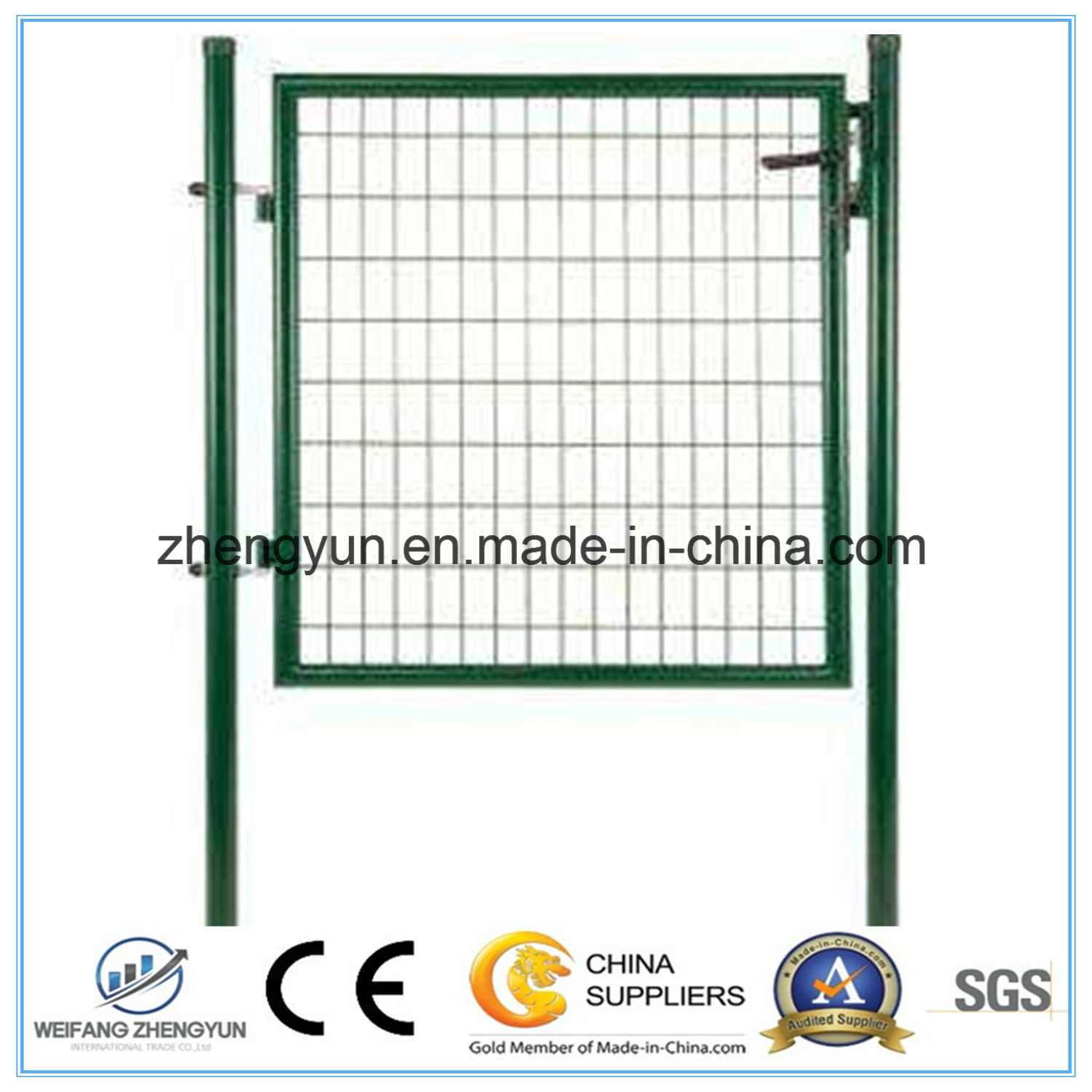 Made in China of Cheap Garden Gates Fence Door