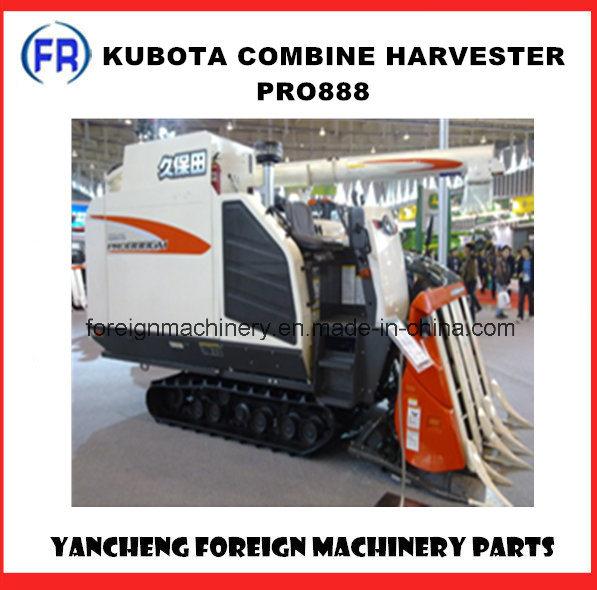 Kubota Rice Combine Harvesrer